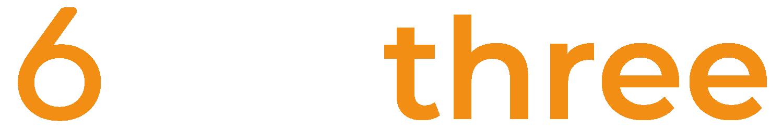 6onethree-logo-long-orangewhite-1500Artboard 1